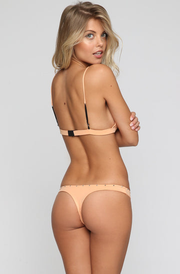 INDAH 2016 Mandy Bikini Bottom in Light Peach|ISHINE365 - 1