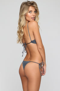INDAH 2016 Peach Bikini Bottom in Indigo/Slate|ISHINE365 - 3