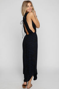 INDAH 2016 Pamela Maxi Dress in Navy|ISHINE365 - 4