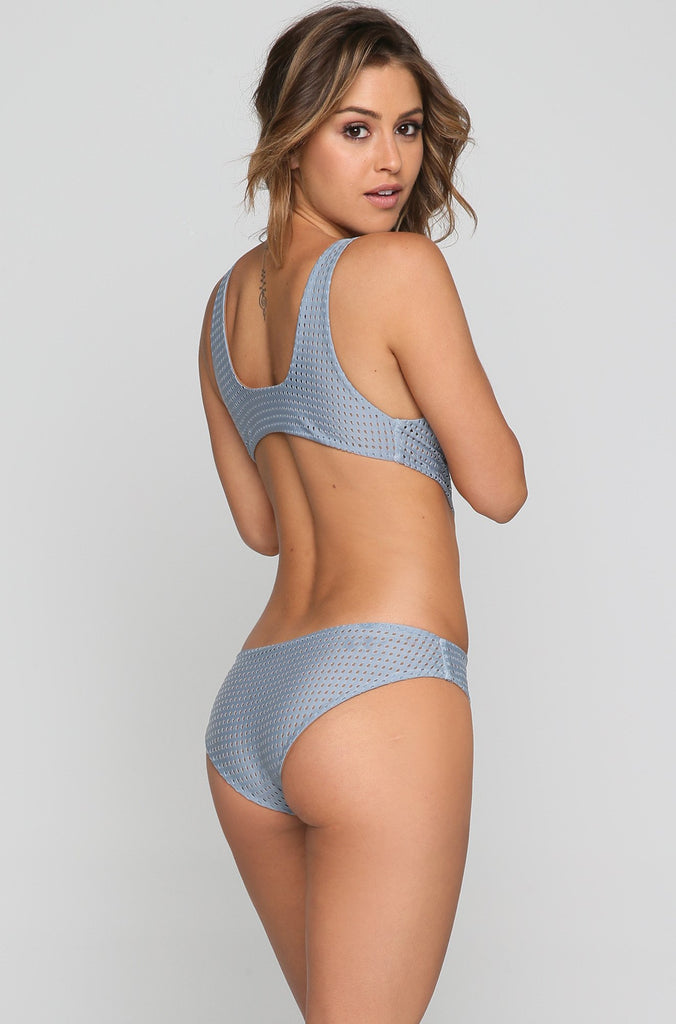 Colombia Mesh One Piece in Sky/Beach Babe