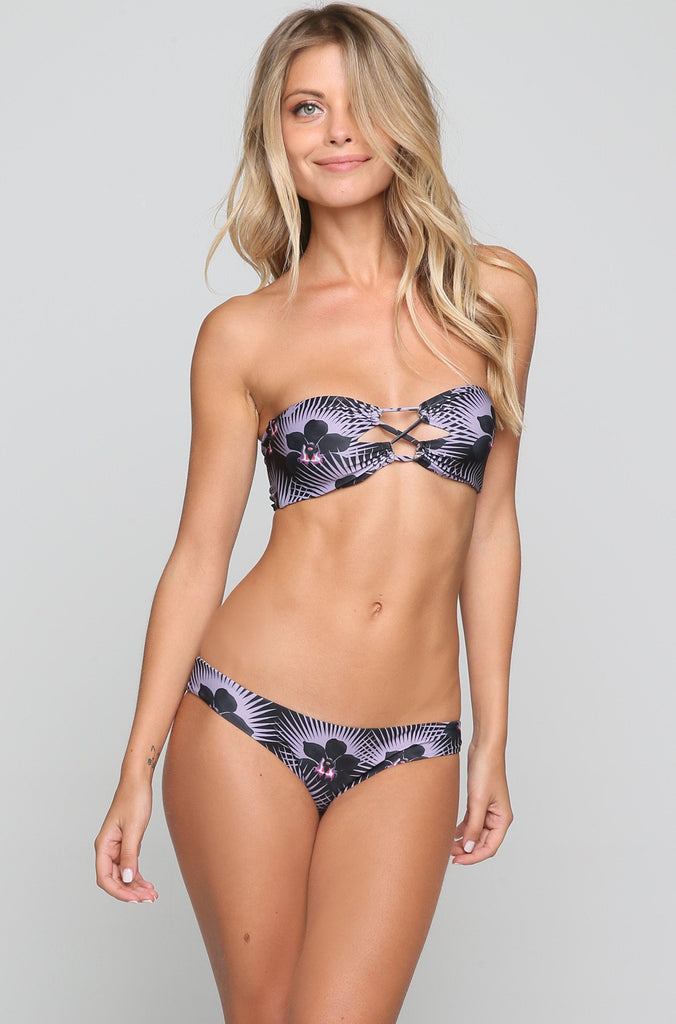 Lumahai Bikini Top in Modern Pacific