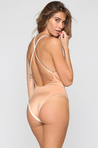 JYORK x DBRIE Jane Reversible One Piece in Velvet Ivory/Nude|ISHINE365 - 4