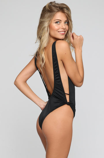 JYORK x DBRIE Stevie One Piece in Noir|ISHINE365 - 1