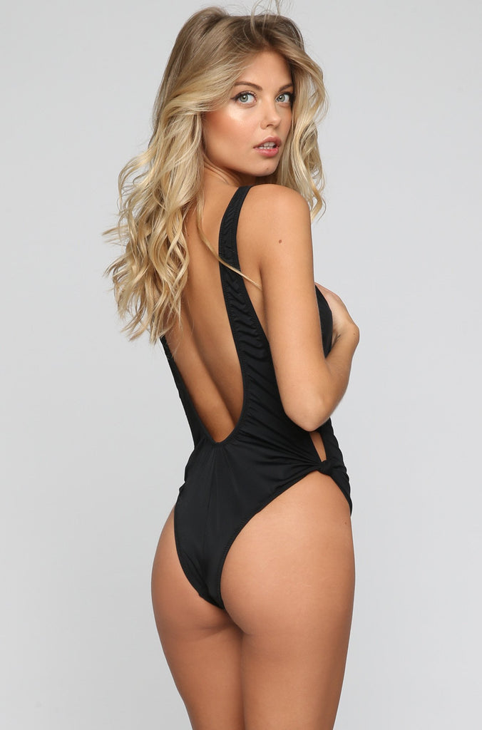 JYORK x DBRIE Stevie One Piece in Noir|ISHINE365 - 4
