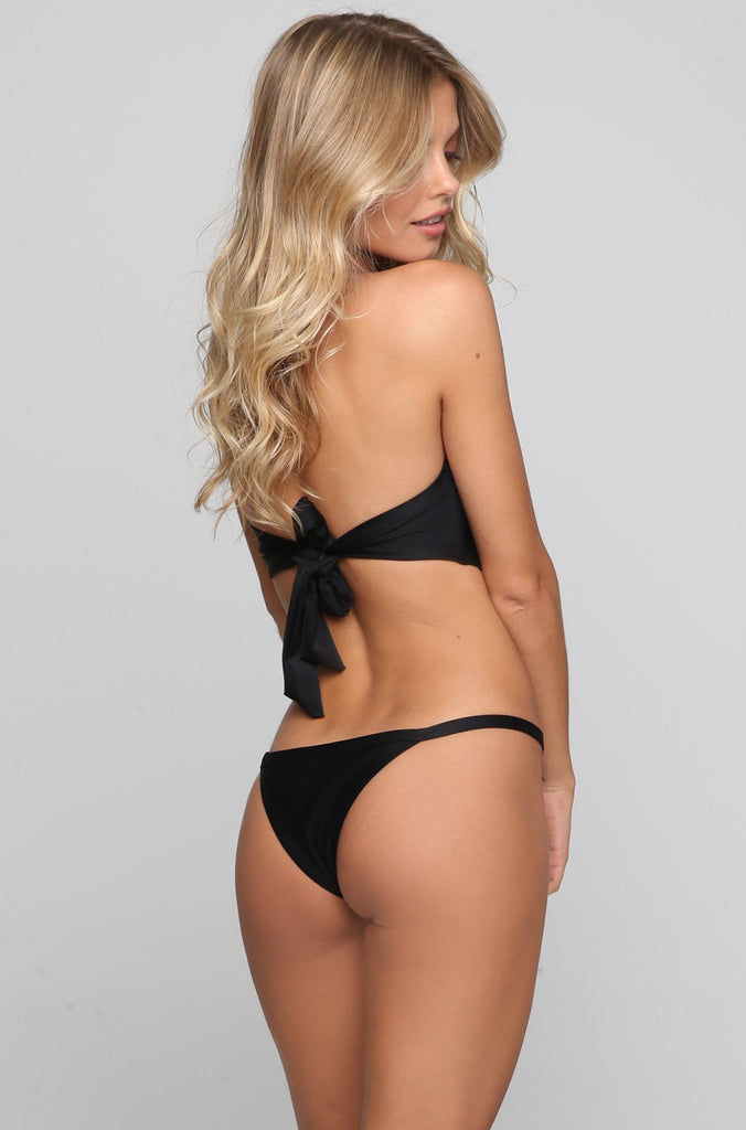 Mesh One Piece in Black