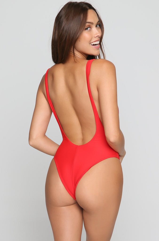 V One Piece in Rose