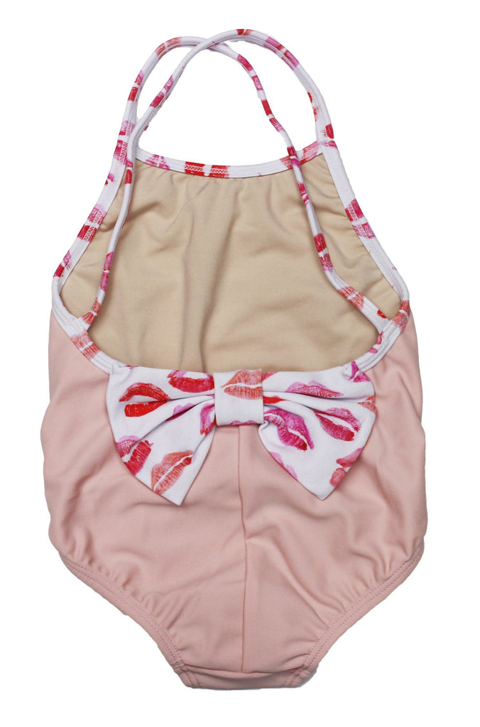 Lolli Swimwear 2016 Sweetie Babykini One Piece in Blush|ISHINE365 - 2