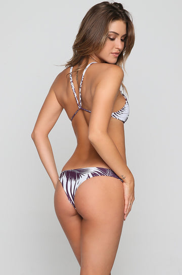 Lahaina Bikini Bottom in Botanical Wine