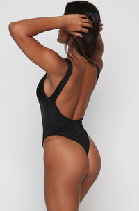 Grove One Piece in Black