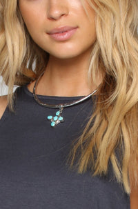 Natalie B Jewelry Lima Collar Necklace|ISHINE365 - 2