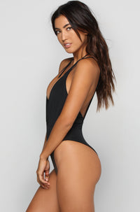 Trestles One Piece in Midnight
