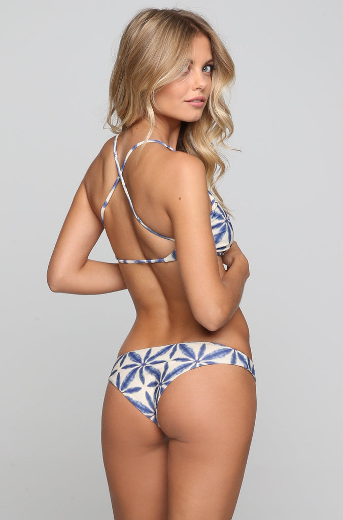 Stone Fox Swim Namena Bikini Top in Batik|ISHINE365 - 2