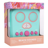 Beach Sounds Turquoise
