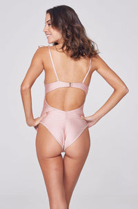 Alma One Piece in Pink
