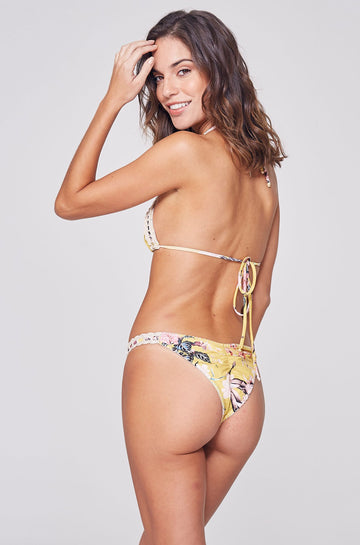 Frida Triangle Bikini Bottom