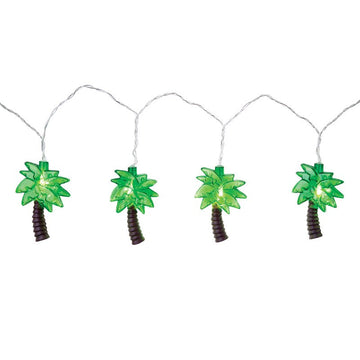 String Lights - Palm Tree