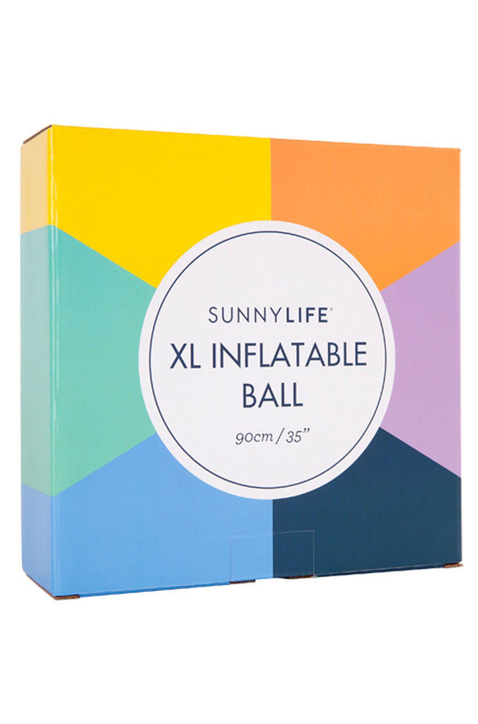 XL Inflatable Ball in Tamarama