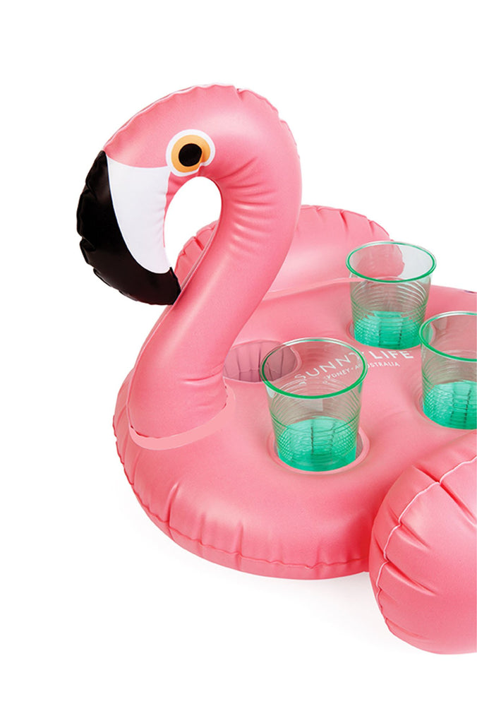 Sunny Life Inflatable Drink Holder Flamingo|ISHINE365 - 1