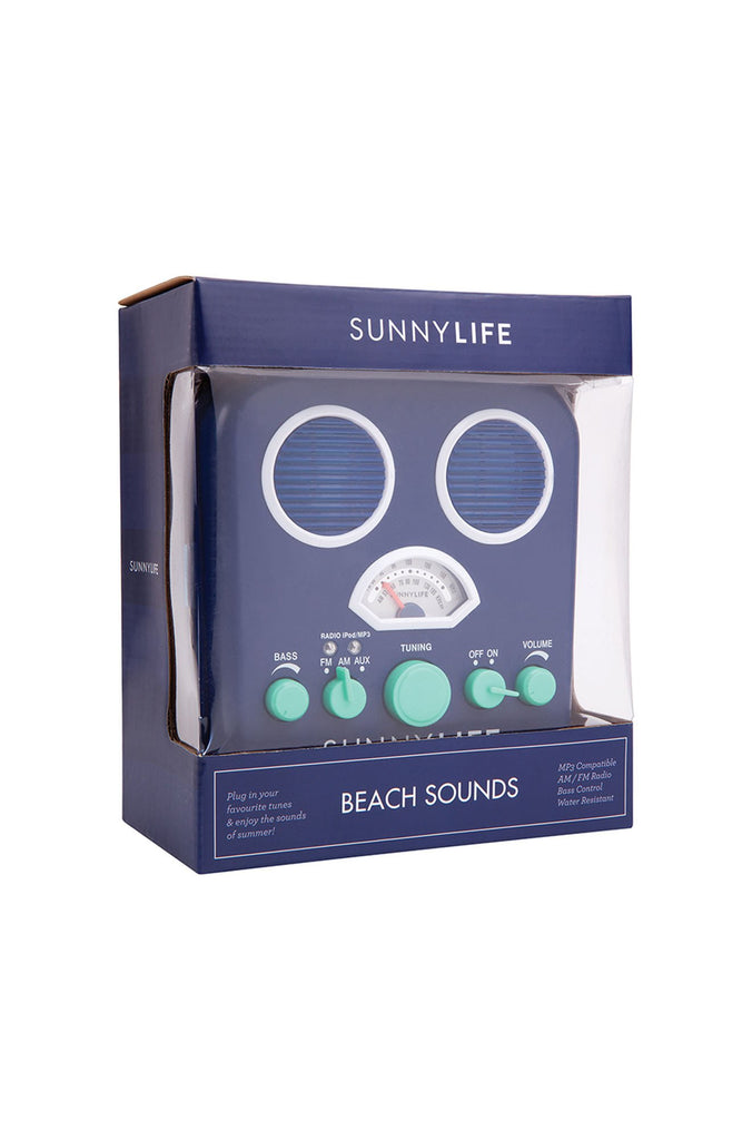 Sunny Life Beach Sounds in Blue Depths|ISHINE365 - 3