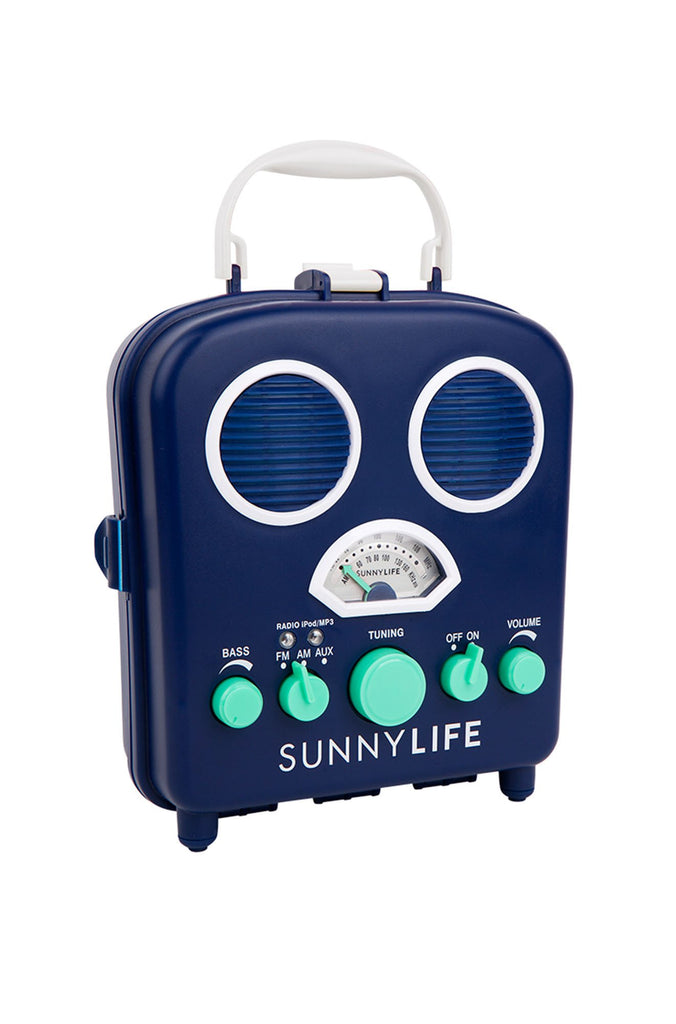 Sunny Life Beach Sounds in Blue Depths|ISHINE365 - 1