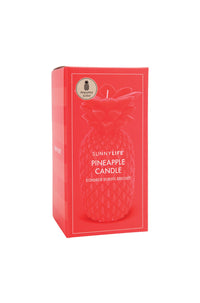 Sunny Life Large Pineapple Candle in Coral|ISHINE365 - 3