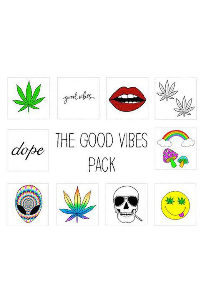 The Good Vibes Pack