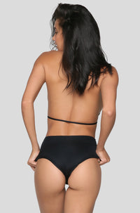 Brena Maillot One Piece in Eco Black