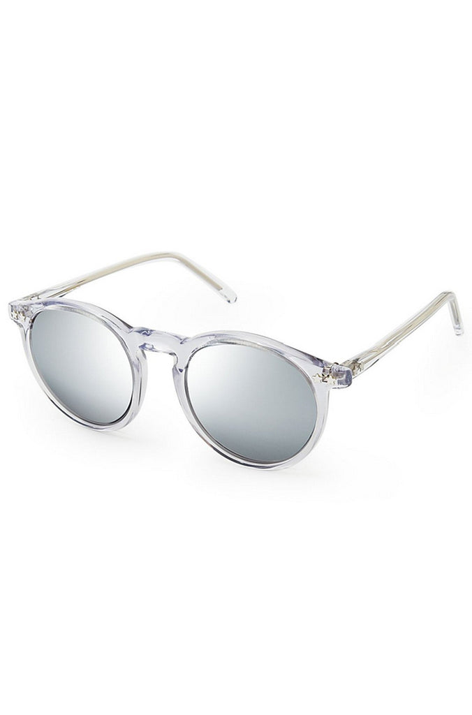 WILDFOX 2015 Steff Deluxe Sunglasses in Crystal|ISHINE365 - 3