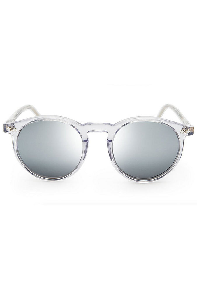 Steff Deluxe Sunglasses in Crystal