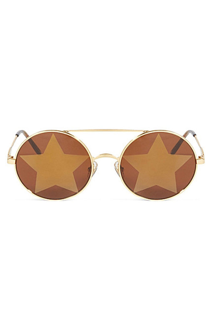 Starstruck Sunglasses in Gold