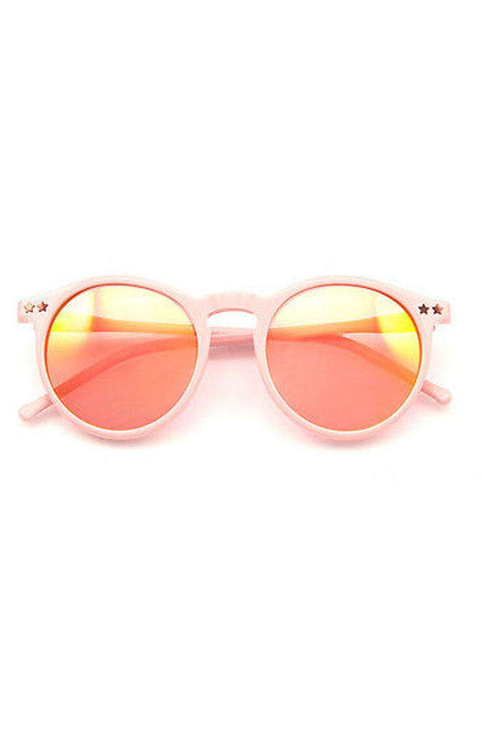WILDFOX 2015 Steff Deluxe Sunglasses in Pink|ISHINE365 - 2