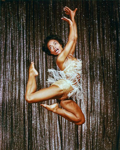 Eartha Kitt in Las Vegas