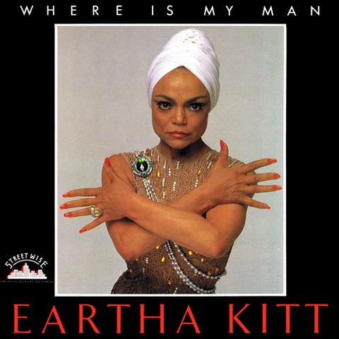 Eartha Kitt Where Is My Man