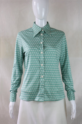 Christian Dior Printed Shirt