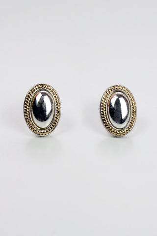 Napier Oval Earrings