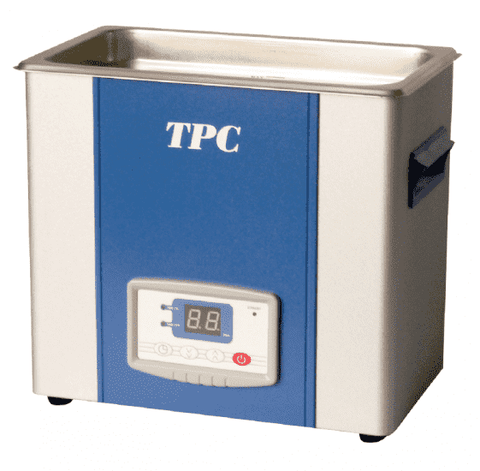 TPC Dental UC400 Ultrasonic Cleaner 3.8 qt with Warranty