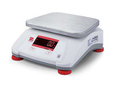 OHAUS VALOR V22PWE6T 6000g 1g WATER RESISTANT COMPACT FOOD SCALE 2YWARRANTY - Ramo Trading