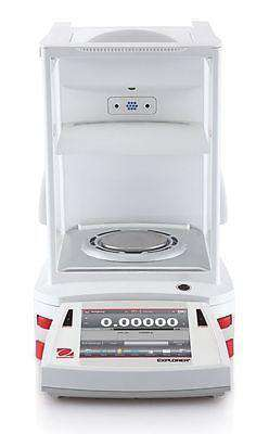 OHAUS EX225D/AD Explorer Analytical Balance 120g/220, 0.01mg 2Y Warranty