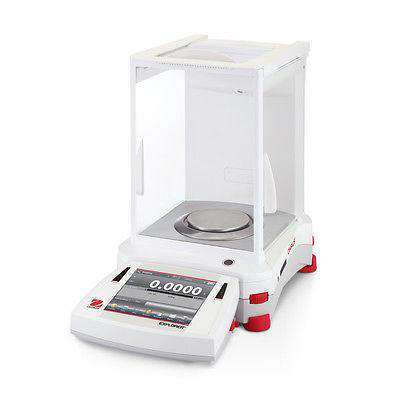 OHAUS EX324 EXPLORER ANALYTICAL BALANCE 320g 0.0001g 0.1mg - 2YEAR WARRANTY