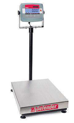 OHAUS D31P150BL 150kg 20g DEFENDER WASHDOWN BENCH SCALE With Warranty