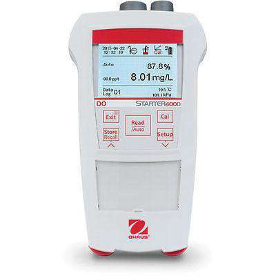 Ohaus Starter ST400D-B 0.01DO Water Analysis Convenient Portable Meter