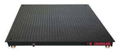 Ohaus VN5000X VN Series Floor Platforms 4'x 4' Cap 5000 lb Read 1lb, Other Test & Measurement, Ohaus, Ramo Trading