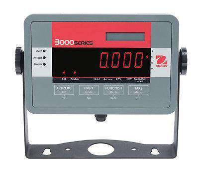 Ohaus T32ME Mild Steel Scale Indicator  NTEP Legal For Trade NEW With Warranty - Ramo Trading