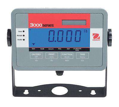 Ohaus T32MC Mild Steel Scale Indicator NTEP Legal For Trade NEW With Warranty - Ramo Trading