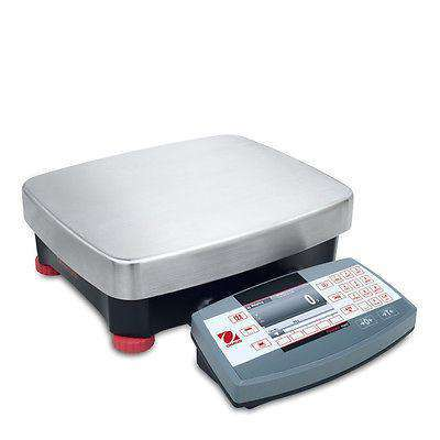 OHAUS RANGER R71MD35 70lb 0.5g MULTIPURPOSE COMPACT BENCH SCALE 2YWARRANTY NTEP - Ramo Trading