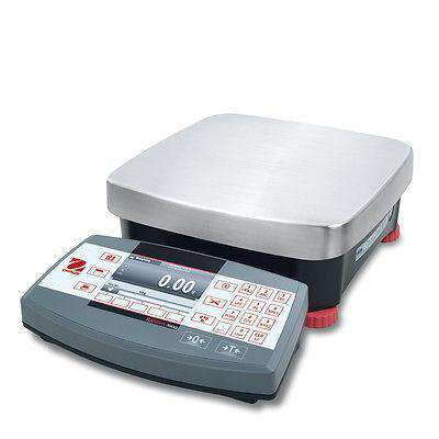 OHAUS RANGER R71MD6 6000g 0.1g MULTIPURPOSE COMPACT BENCH SCALE 2YWARRANTY NTEP