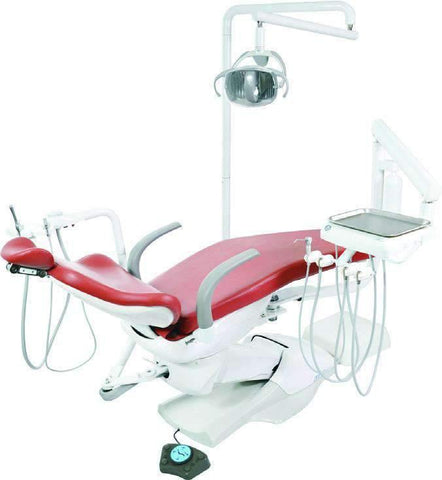 TPC Dental MSP3500-LED Mirage Swing Mount Operatory System with LED Light with Warranty