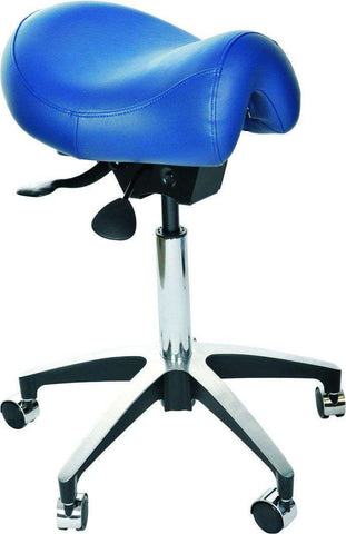 TPC Dental SS-5105 Mirage Saddle Stool with Warranty