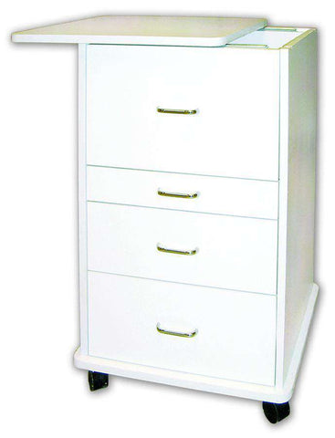 TPC Dental TMC-160-G ASSISTANT ALABAMA MOBILE CABINET (Grey) with Warranty