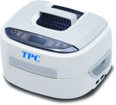 TPC Dental UC-250 Dentsonic Ultrasonic Cleaner 2.6 Qt, 110v with Warranty